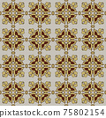 Seamless pattern 75802154