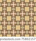 Seamless pattern 75802157