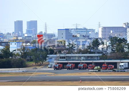 大阪國際機場ITM伊丹機場消防隊 75808209