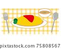 煎蛋捲飯設置圖 75808567