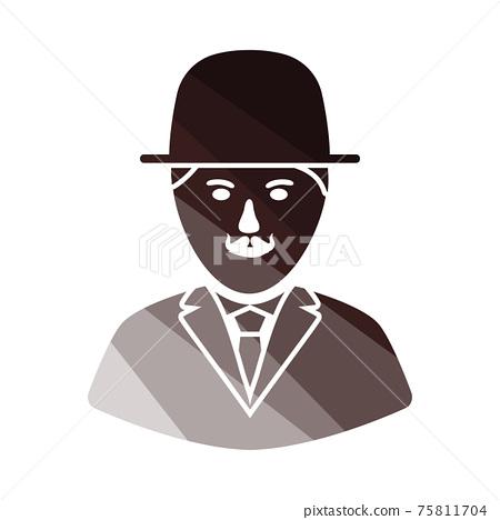 Detective Icon 75811704