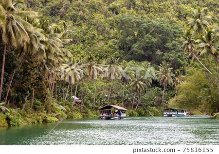 菲律賓薄荷島的Loboc河遊船 75816155