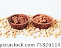 Soybean meat 75826114