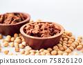 Soybean meat 75826120