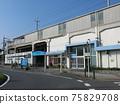 Chibaminato Station on the JR Keiyo Line 75829708