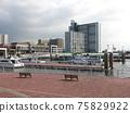 Scenery with Minato Chiba (Passenger Ship Sanbashi / K's Harbor) 75829922