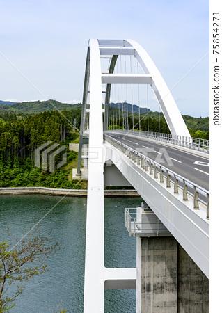 拱橋 橋 橋樑 75854271
