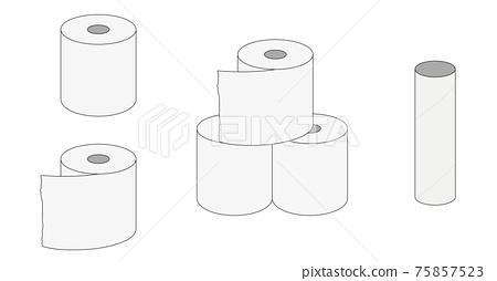 衛生紙 75857523