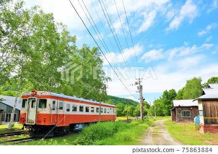 北海道 火車 電氣列車 75863884