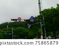 交通 交通燈 箭頭 75865879