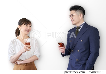남성, 남자, 여성 75889038