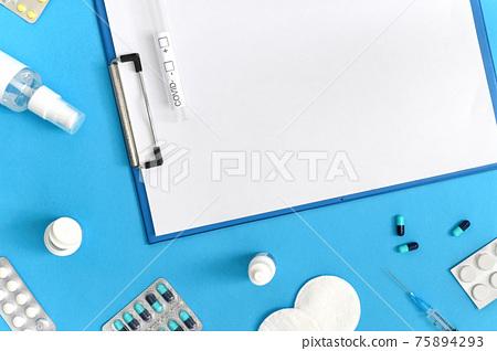 Medicine supplies composition 75894293