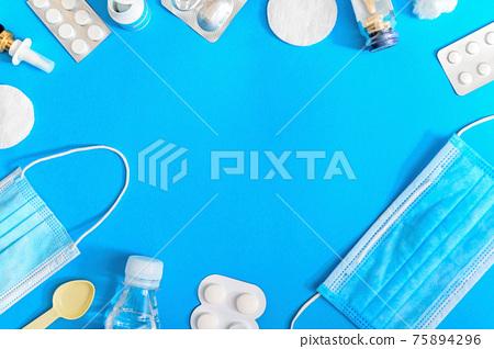 Medicine supplies composition 75894296