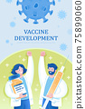 COVID-19 vaccine development 75899060