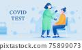 Medical lab sampling for COVID 19 75899073