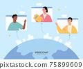Global communication concept 75899609