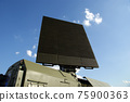Modern Russian radar is designed  and automatic tracking of targets and missiles 75900363