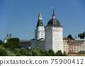 Trinity Sergius Lavra in Sergiev Posad. Russian Federation. UNESCO World Heritage Site. 75900412