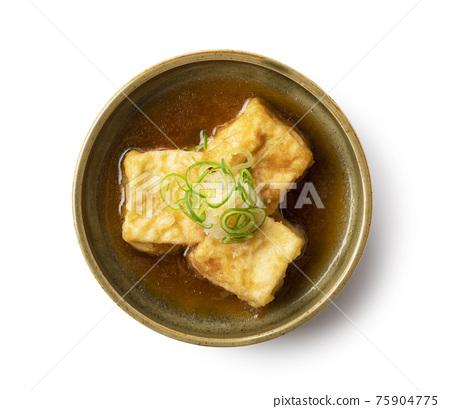 油炸豆腐 75904775