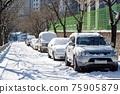 冬天 汽車 車 75905879