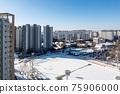 冬天 街 城市 75906000
