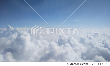cloud, clouds, above the clouds 75911322