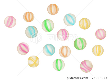 marble, Glass Ball, colorful 75928053