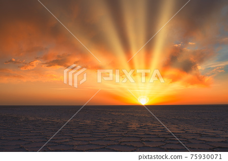 鹽湖 湖泊 湖 75930071