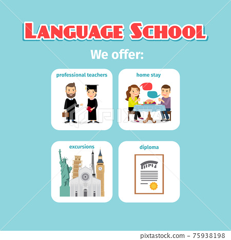 Benefits of abroad language school studying 75938198