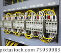 配線 線路 金屬線 75939983