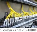 配線 線路 金屬線 75940004