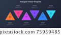 Modern Infographic Vector Template 75959485