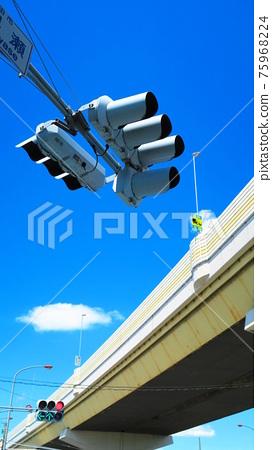 首都高速公路 高速公路 道路 75968224