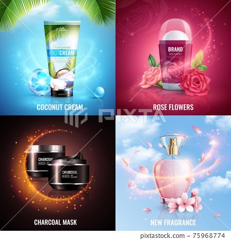 Cosmetics 2x2 Design Concept 75968774