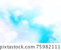渲染水彩背景 75982111