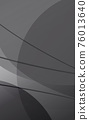 Black and white abstract background for stories, social networks. Vector Illustration 76013640