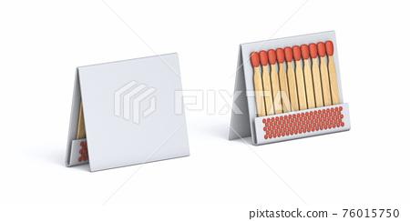 Matchbox template 3D 76015750