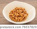 納豆 發酵大豆 日本料理 76037820
