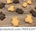 熊 餅乾 糖果 76054197