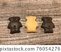 熊 餅乾 糖果 76054276