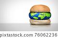 Hamburger Bun 76062236