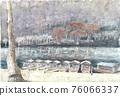 嵐山 楓樹 紅楓 76066337