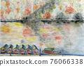 嵐山 楓樹 紅楓 76066338