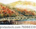 嵐山 楓樹 紅楓 76066339