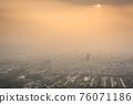 buildings in the mist 76071186