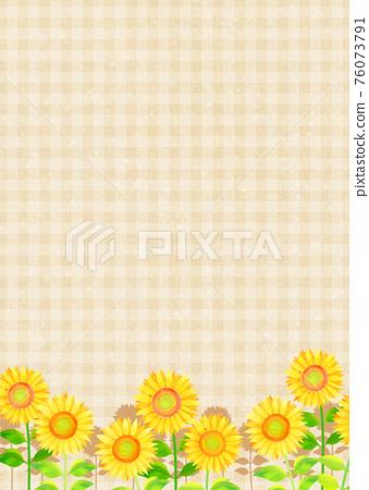 sunflower, sunflowers, summer 76073791