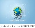 World Health Day concept 76074897