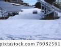 太陽能板 太陽能發電 積雪 76082561