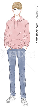 male, man, fashion 76086378