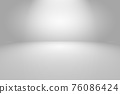 Gold background, yellow gradient abstact backdrop background. 76086424